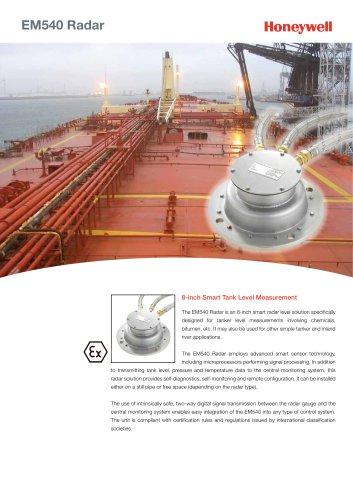 EM540 Radar Product Datasheet