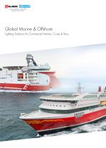 Commercial Marine, Cruise & Ferry