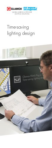 Glamox Plug-in LITE for PDMS