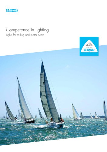 Recreational Boats: Competence in lighting