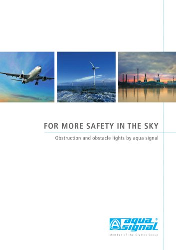 Wind & Industry: Obstruction and obstacle lights