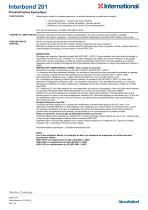 Interbond 201 - Low Temperature - 2