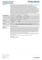 Interbond 201 - Low Temperature - 4