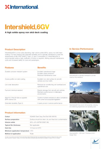 Intershield 6GV