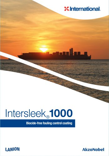 Intersleek 1000