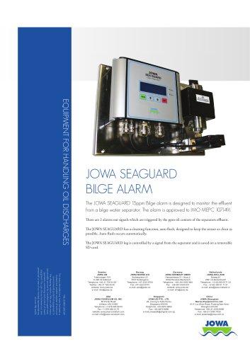 Seaguard bilge alarm