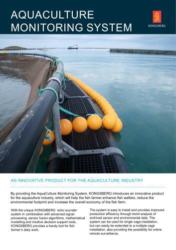 Aquaculture monitoring system