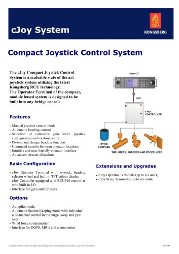 cJoy system