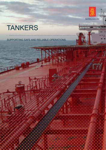 Kongsberg Maritime products for tankers