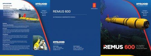 REMUS 600
