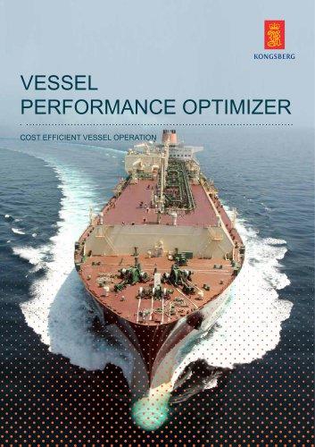 Vessel performance optimizer