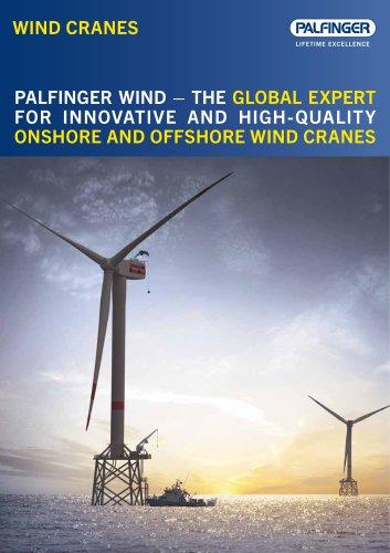Wind Cranes Brochure