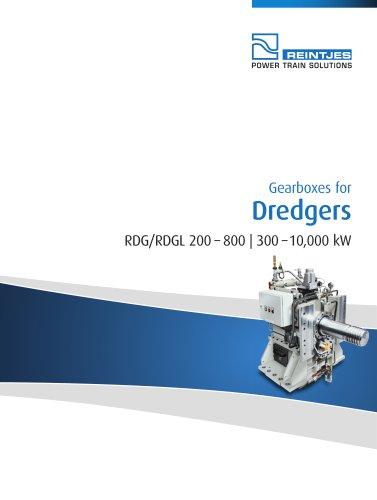 Dredgers RDG/RDGL 200-800