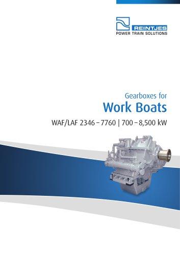 Work Boat WAF/LAF 2346 - 7760