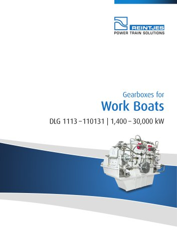 Work Boats DLG 1113-110131