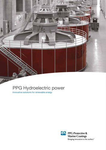PPG Hydroelectric power