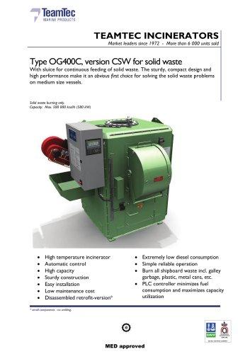 OG 400 CSW