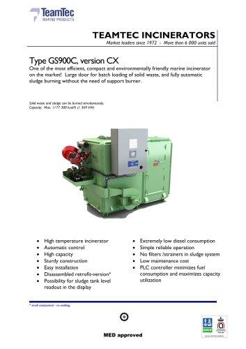 OG 900 CX
