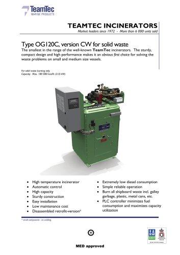 OG120CW brochure