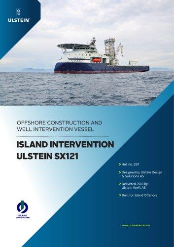 ISLAND INTERVENTION