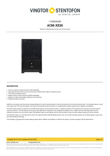 ACM-XE26