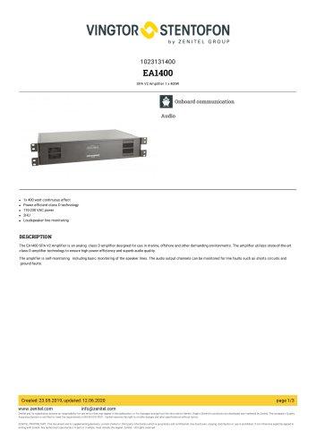 EA1400