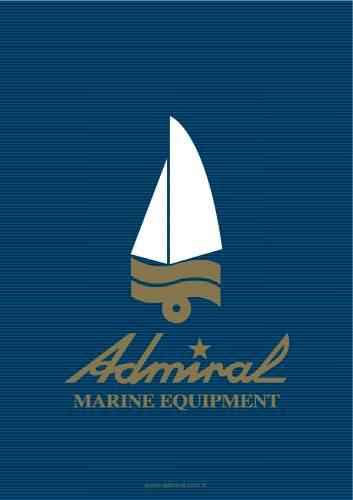 Admiral Catalogue 2014