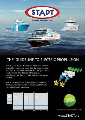 THE GUIDELINE TO ELECTRIC PROPULSION