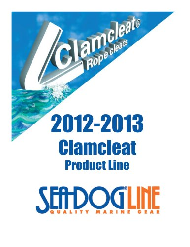 Clamcleat Product Line