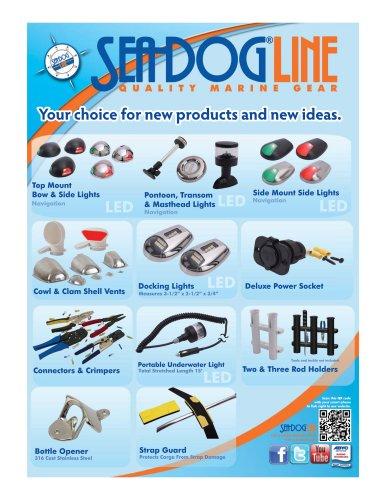 New Items sea dog