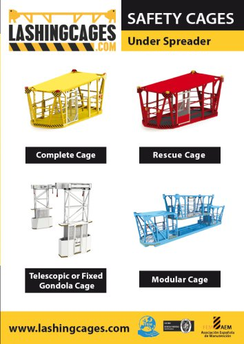 Safety cages - Under cages
