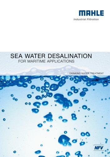 Seawater Desalination MROS