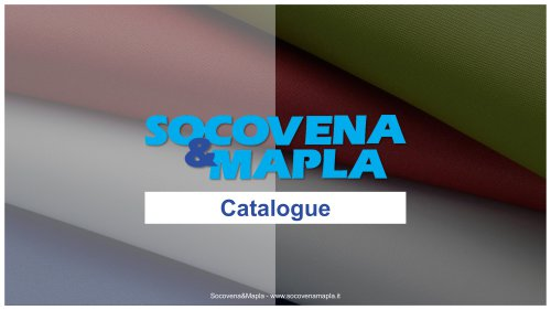 TECHNICAL PRODUCT CATALOGUE