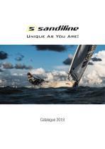 Sailing catalog 2018