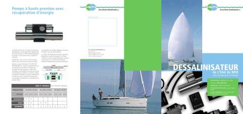 Eco Sistems French Catalogue