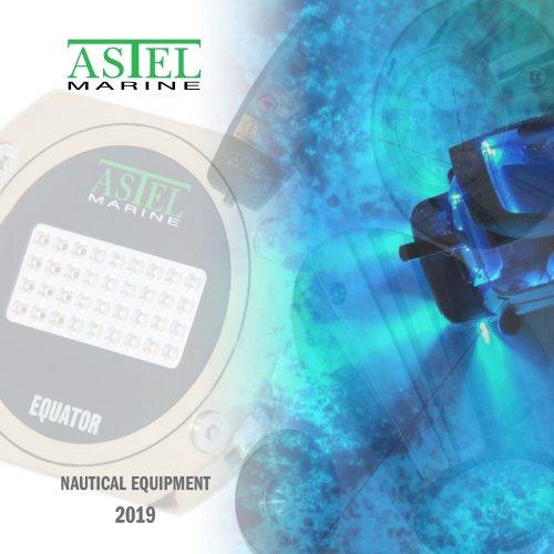Nautical Equipment 2019 - ASTEL MARINE