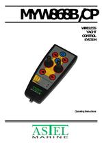 WIRELESS YACHT CONTROL SYSTEMS