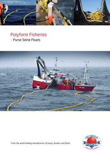 Polyform Fisheries - Purse Seine Floats