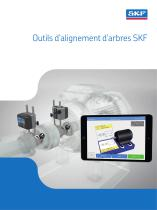 Outils d'alignement d'arbres SKF