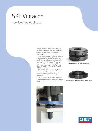 SKF Vibracon surface treated