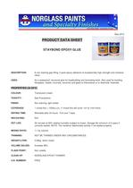 staybond epoxy glue