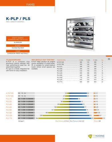 K-PLP/PLS