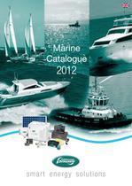 WhisperPower Catalogue marine 2012