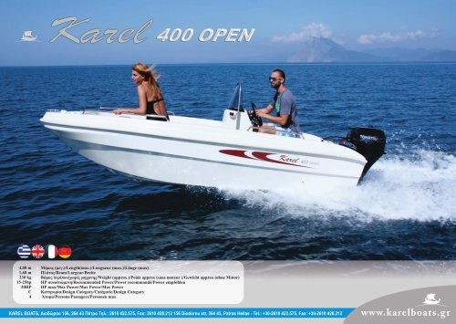 KAREL OPEN 400