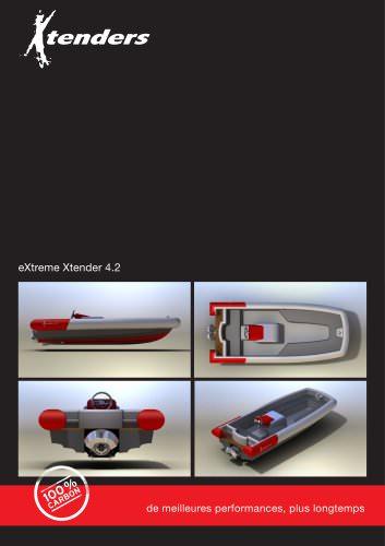 XTENDERS 4.2M 2010