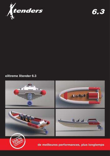 XTENDERS 6.3M 2010