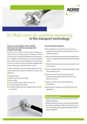 Multi-channel sensor