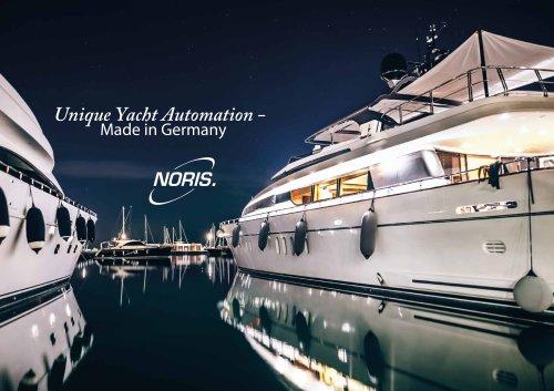 Unique Yacht Automation