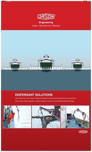 Jason Dispersant system
