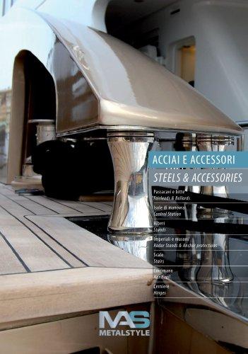 STEELS & ACCESSORIES